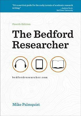 The Bedford Researcher-Fourth Edition-978 0 312 67512 7
