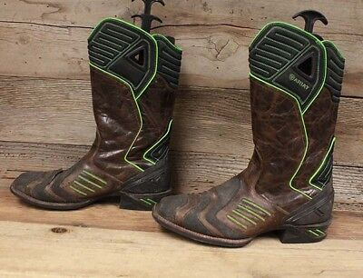 Ariat WorkHog  Composite Toe Boots Aged Bark//Army Green NWB Sz 9-14