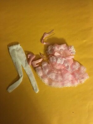 """Tonner Doll Co 8"""" Patsyette Cotton Candy Outfit Mint Complete"""