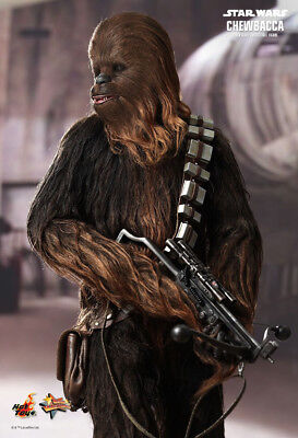 Star Wars - Chewbacca 1/6th Scale Hot Toys Action Figure (MMS262)