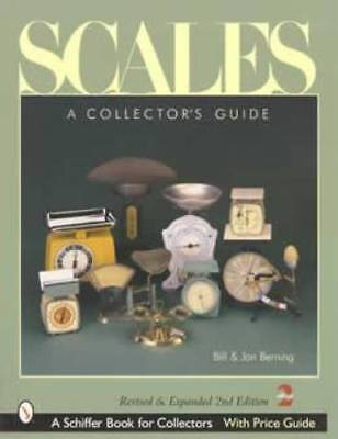 Scales ID Book Candy Toledo Dayton Dairy Postal Vintage