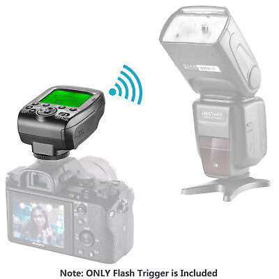 Neewer TTL HSS Wireless Flash Trigger Transmitter for Sony A77II A7RII A7R A58