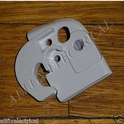 Fisher & Paykel Fridge White RH Door Closing Hook Stop - Part # FP842237