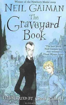 The Graveyard Book by Neil Gaiman 9780747594802 (Paperback, 2009)