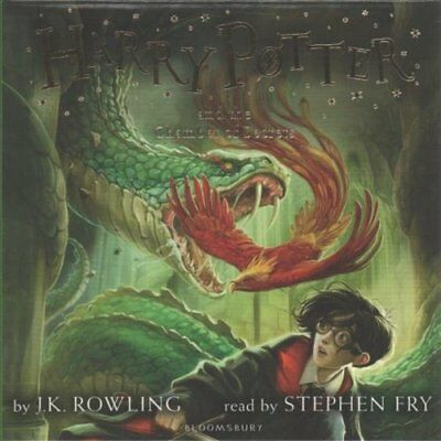 Harry Potter and the Chamber of Secrets by J. K. Rowling 9781408882252