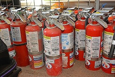 Badger Fire Protection 5lb ABC Fire Extinguisher Charged Ready To Go