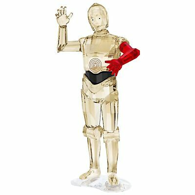 Swarovski Disney Star Wars C-3PO # 5290214 Crystal  new 2017