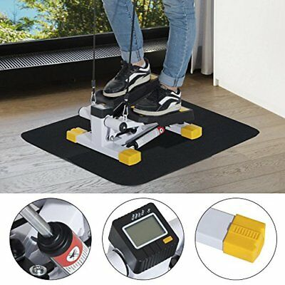 Workout Mini Stepper Fitness Machine Pulling Rope Sport Exercise Home Gym Fit