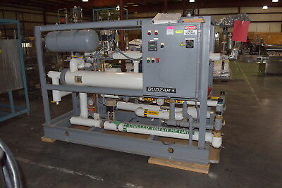 Budzar Hot Water TCU Heat Transfer System, SN: 200510-10150, YR: 2006, Electrica