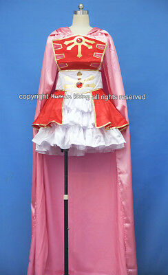 Magic Knight Rayearth Hikaru Shidou Cosplay Costume Size M Human-Cos