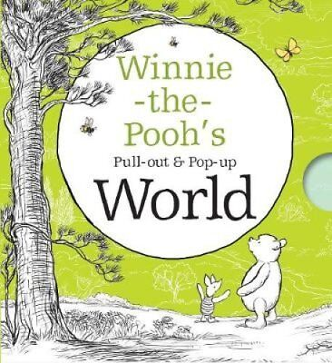 Winnie-the-Pooh's Pull-out and Pop-up World 9781405281515 (Novelty book, 2016)