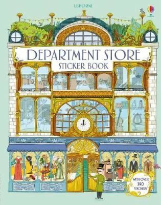Doll's House Department Store Sticker Book by Minna Lacey (Paperback, 2017)