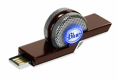 NEW! Blue Microphones 836213001998 Tiki Ultra Compact USB Microphone
