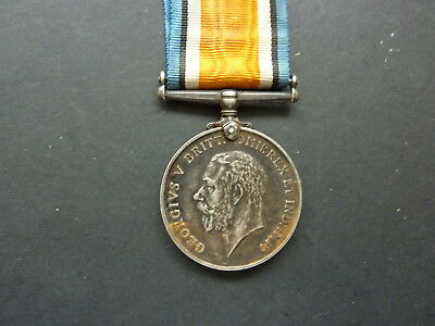 WWI Canadian War Medal Issued To 684820 Pte. P. Lucas 47th Can. Inf. Batt