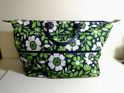 Vera Bradley Lighten Up Expandable Travel Bag Lucky You Retrired NWT