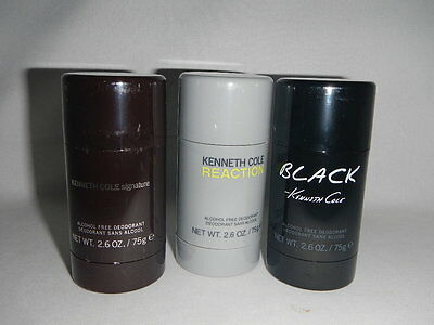 BOGO! Kenneth Cole Deodorant Alcohol Free Full Sized BUY ONE GET ONE FREE!!!