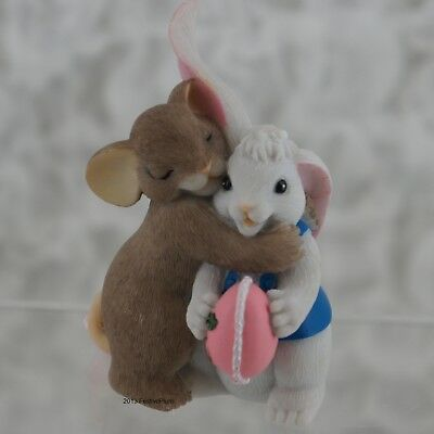 NIB 4025758 Charming Tails Seasonal Thank You For The Sweetness You Give Mouse a