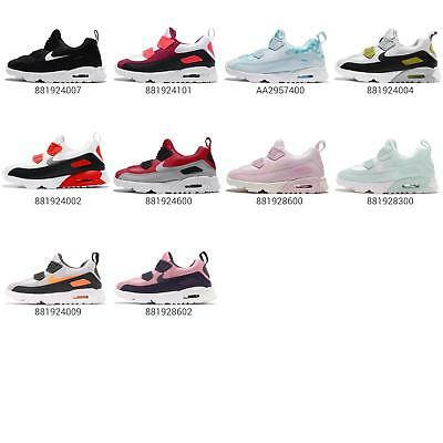 buy popular ed5eb 29754 NIKE AIR MAX Tiny 90 TD Toddler Infant Baby Running Shoes Sneakers  881924-007 - 66.99  PicClick