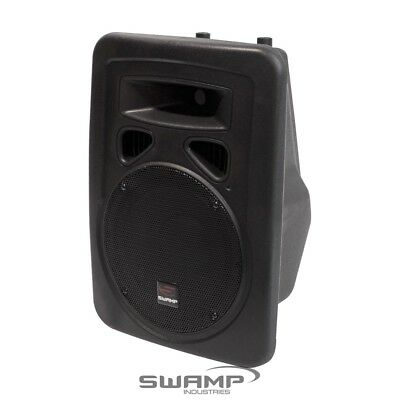 "SWAMP 10"" Powered PA Speaker Active Foldback Monitor - Bi-Amped 120W + 30W RMS"