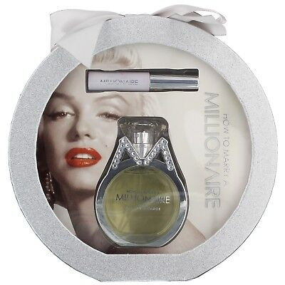 Marilyn Monroe How to Marry a Millionaire EDP 50ml gift set