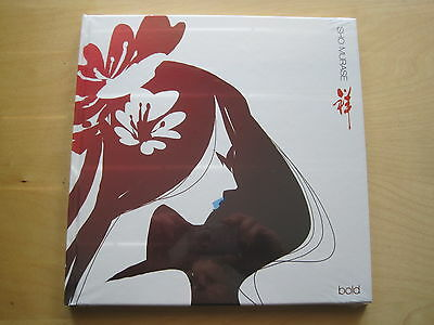 Bold : Sho Murase. New / Sealed Full Color Large Format Hardback Book.trinquette