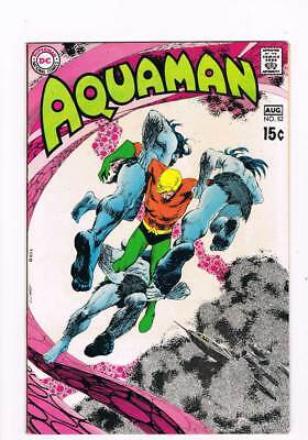 Aquaman # 52 The Traders' Trap ! grade 8.0 scarce book !!