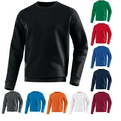 Jako Sweat Team Herren Kinder Sweatshirt Pullover Pulli Sweater 6433