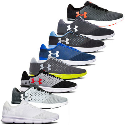 Under Armour Mens UA Micro G Speed Swift 2 Trainers Comfort Fitness Shoes