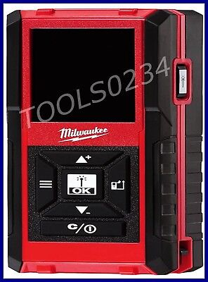 New Milwaukee 48-22-9803 Laser Distance Meter 330 ft Range Continuous Real-Time