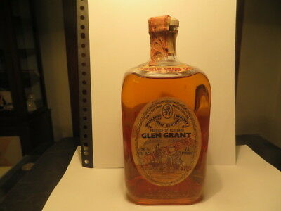 VINTAGE GLEN GRANT WHISKY BOTTIGLIA OVER 12 YEARS 0,75 lt -750- ROSSI TREVISO