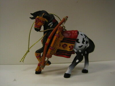 Trail of Painted Ponies GUARDIAN OF SUNSET'S GATE, Ornament,NIB,item# 4046329