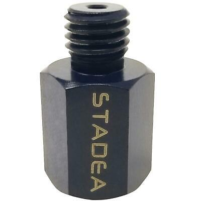 """Stadea ADC102K Adapter 5/8"""" 11 Female to M14 Male with Water Hole"""