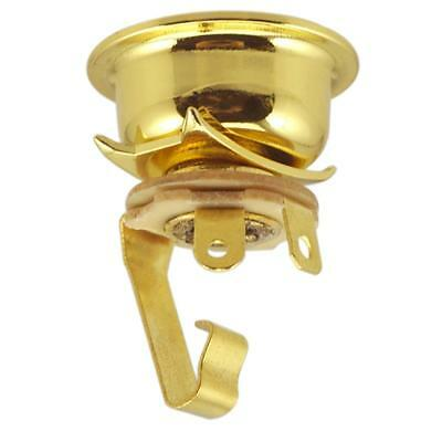 1/4'' Stereo Output Jack Socket for Telecaster Electric Guitar Gold Plated