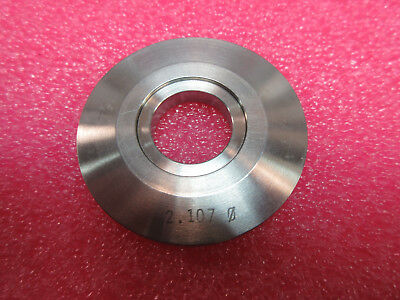 Disco 2.107 Dicing Saw FLANGE * ADT K&S Single Blade Adapter Cutting Wafer # 1