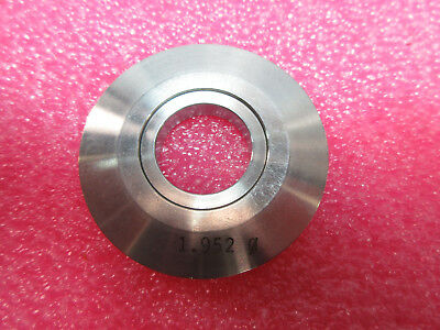 Disco 1.952 Dicing Saw FLANGE * ADT K&S Single Blade Adapter Cutting Wafer # 5