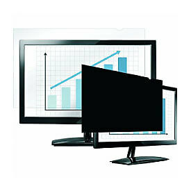 """NEW! Fellowes 4815001 27 """" Widescreen Privascreen Blackout Privacy Filter"""