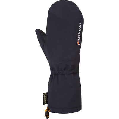Montane Endurance Pro Mens Gloves Outdoor Mitts - Black All Sizes