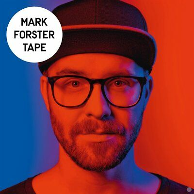 CD ° Mark Forster ° Tape ° NEU & OVP