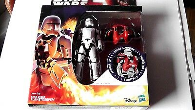 Star Wars B3894 First Order Flametrooper (Episode VII) Hasbro NEU