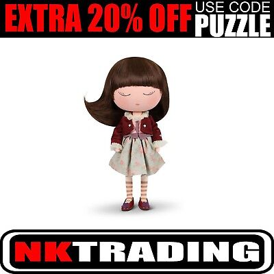 SALE Anekke Doll Cozy with Maroon Outfit 21730 - NKT