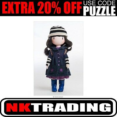 SALE Santoro London Gorjuss Doll Toadstools - NKT