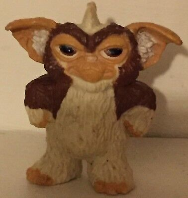 "Vintage Gizmo Gremlins Toy Figure 1984 Original Warner Bros Movie Mini 2""Plastic"