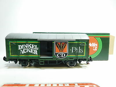 bh4-2# Märklin 1 Gauge / AC 5886 Beer Truck Dinkelacker CD Metal Axles, NIP