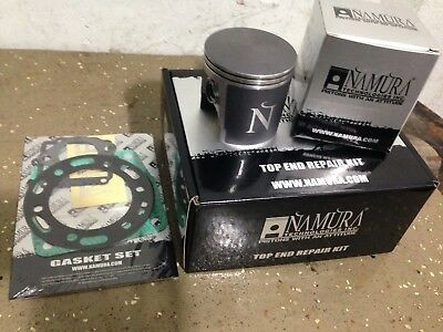 Namura Piston /& Top End Gasket Kit Yamaha 350 4-Stroke ATV/'s Standard Bore 83mm