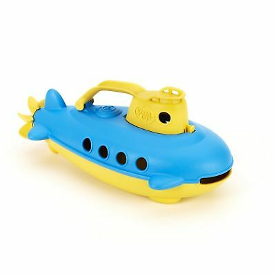 Green Toys Submarine Yellow Cabin - NKT