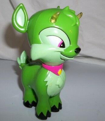 Neopets Green ixi  Electronic Interactive Figure