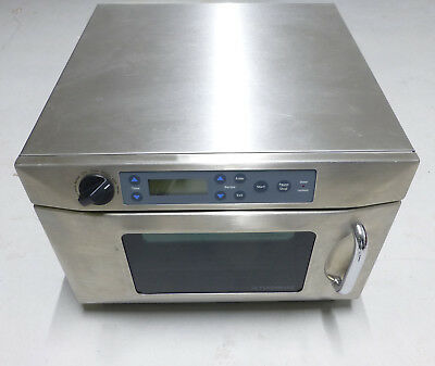 Vulcan Quadlux Flashbake 120 Litghtspeed Stailness Steel Oven FB120C
