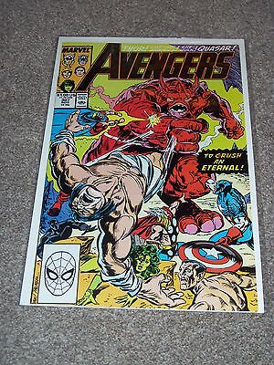 Avengers #307, NM, John Byrne scripts, 1989, See Others & Combine, $3