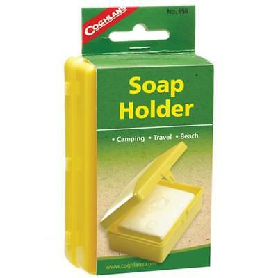 Coghlan's 658 Plastic Travel Soap Holder Handy For Camping Beach & Traveling