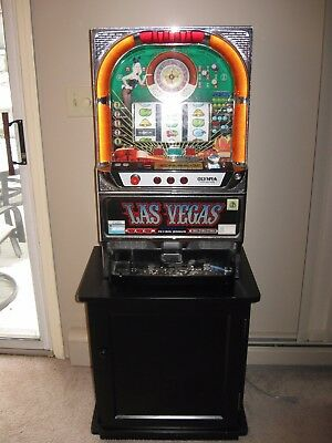 Slot Machine - Very Rare Las Vegas Machine  ---Olympia Excellence Model!